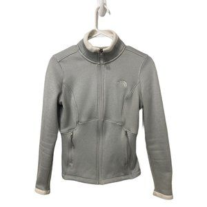North Face Zippered Jacket, XS